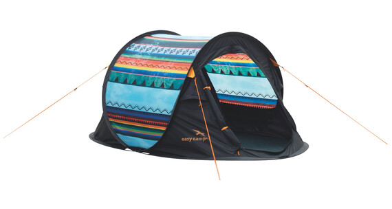 Easy Camp Antic Tribal Colour Namiot niebieski